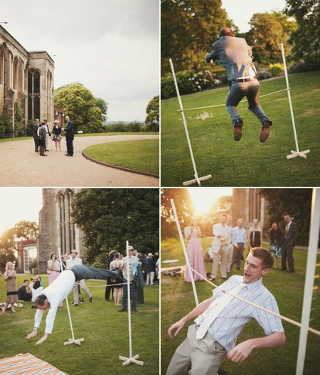 limbo wedding game