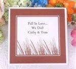 wedding CD favor cover