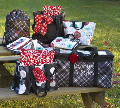 thirty-one bags for the bride