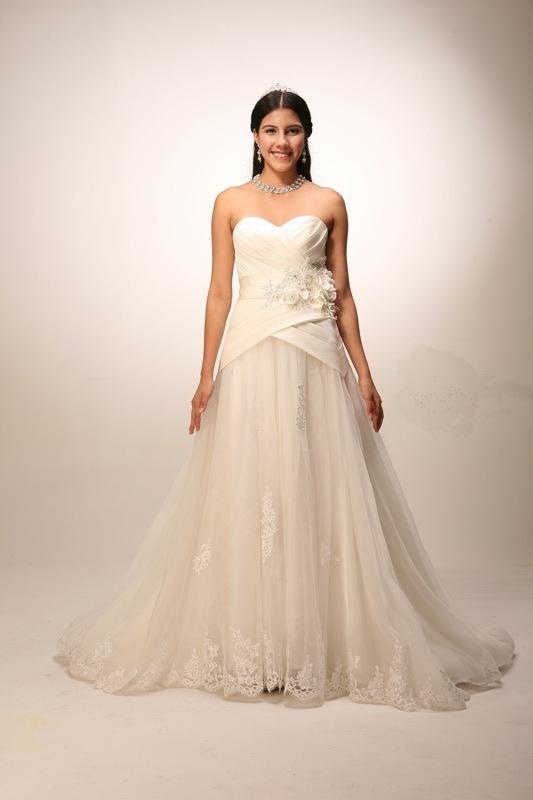 full wedding dress formal