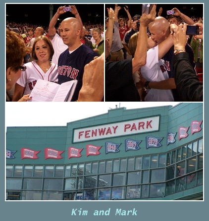 ballpark wedding