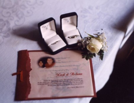 do-it-yourself wedding invitation